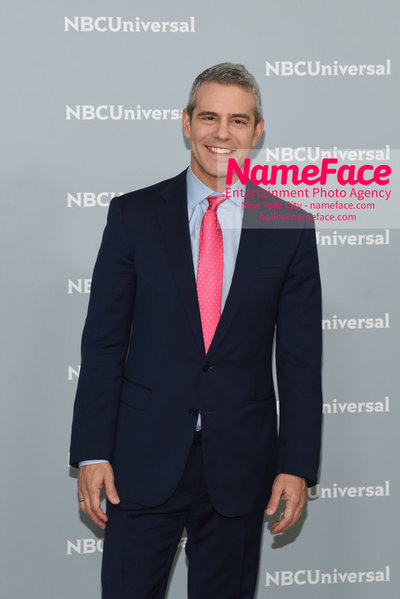 2018 NBCUniversal Upfront Andy Cohen - NameFace Photo Agency New York City - hello@nameface.com - nameface.com - Photo by Daniela Kirsch