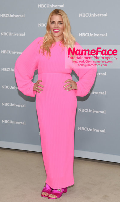 2018 NBCUniversal Upfront Busy Philipps - NameFace Photo Agency New York City - hello@nameface.com - nameface.com - Photo by Daniela Kirsch