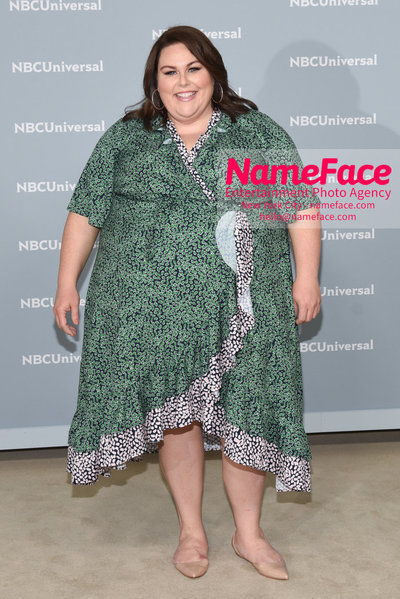 2018 NBCUniversal Upfront Chrissy Metz - NameFace Photo Agency New York City - hello@nameface.com - nameface.com - Photo by Daniela Kirsch