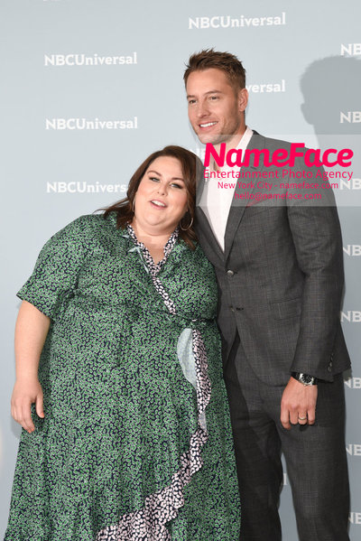 2018 NBCUniversal Upfront Chrissy Metz and Justin Hartley - NameFace Photo Agency New York City - hello@nameface.com - nameface.com - Photo by Daniela Kirsch