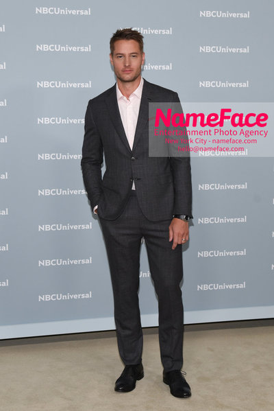 2018 NBCUniversal Upfront Justin Hartley - NameFace Photo Agency New York City - hello@nameface.com - nameface.com - Photo by Daniela Kirsch