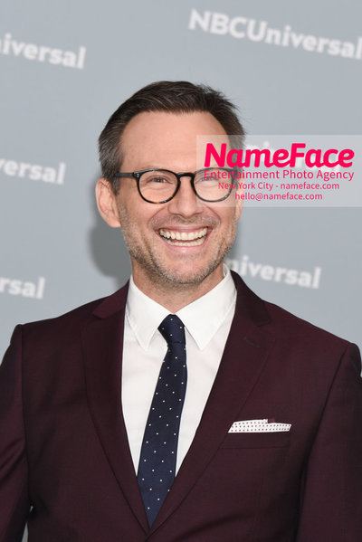 2018 NBCUniversal Upfront Christian Slater - NameFace Photo Agency New York City - hello@nameface.com - nameface.com - Photo by Daniela Kirsch