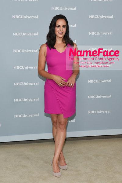 2018 NBCUniversal Upfront Melissa Fumero - NameFace Photo Agency New York City - hello@nameface.com - nameface.com - Photo by Daniela Kirsch