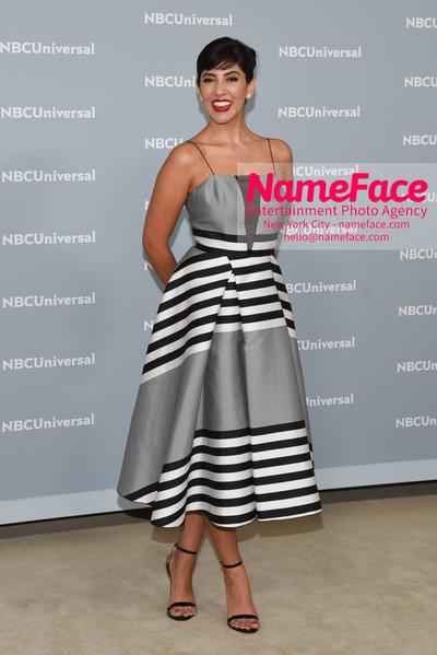 2018 NBCUniversal Upfront Stephanie Beatriz - NameFace Photo Agency New York City - hello@nameface.com - nameface.com - Photo by Daniela Kirsch