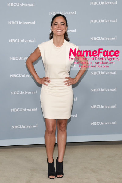 2018 NBCUniversal Upfront Alice Braga - NameFace Photo Agency New York City - hello@nameface.com - nameface.com - Photo by Daniela Kirsch