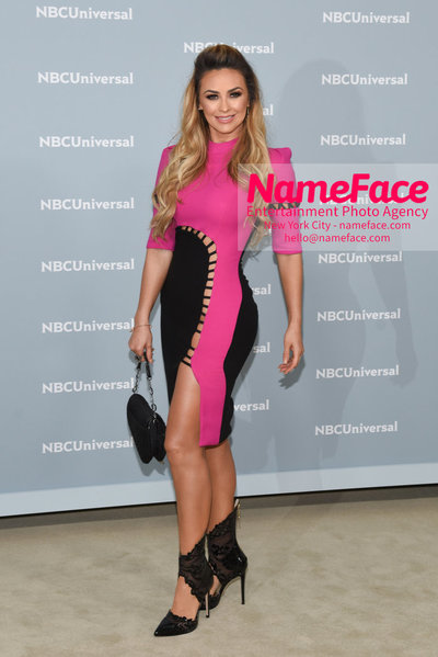 2018 NBCUniversal Upfront Aracely Arambula - NameFace Photo Agency New York City - hello@nameface.com - nameface.com - Photo by Daniela Kirsch
