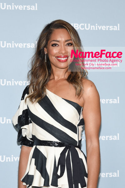 2018 NBCUniversal Upfront Gina Torres - NameFace Photo Agency New York City - hello@nameface.com - nameface.com - Photo by Daniela Kirsch