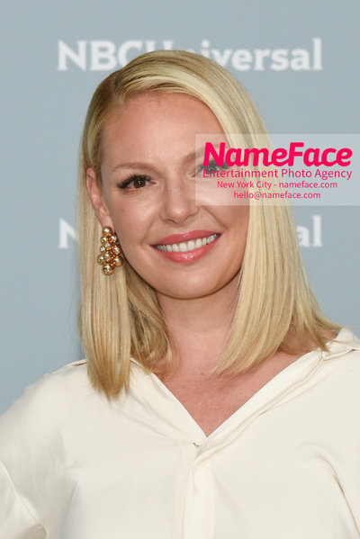 2018 NBCUniversal Upfront Katherine Heigl - NameFace Photo Agency New York City - hello@nameface.com - nameface.com - Photo by Daniela Kirsch