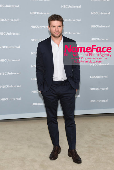 2018 NBCUniversal Upfront Ryan Phillippe - NameFace Photo Agency New York City - hello@nameface.com - nameface.com - Photo by Daniela Kirsch