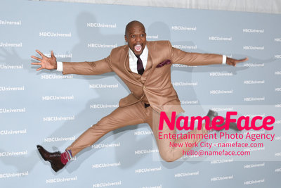 2018 NBCUniversal Upfront Terry Crews - NameFace Photo Agency New York City - hello@nameface.com - nameface.com - Photo by Daniela Kirsch