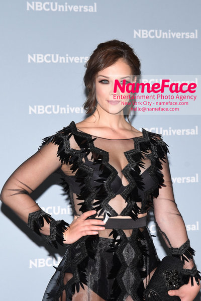 2018 NBCUniversal Upfront Caroline Miranda - NameFace Photo Agency New York City - hello@nameface.com - nameface.com - Photo by Daniela Kirsch