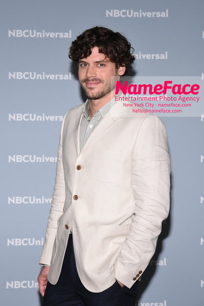 2018 NBCUniversal Upfront Francois Arnaud - NameFace Photo Agency New York City - hello@nameface.com - nameface.com - Photo by Daniela Kirsch