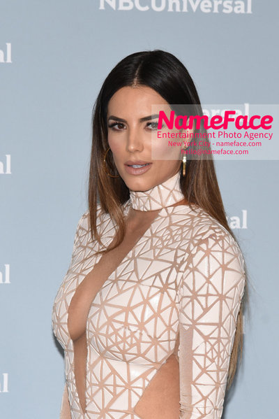 2018 NBCUniversal Upfront Gaby Espino - NameFace Photo Agency New York City - hello@nameface.com - nameface.com - Photo by Daniela Kirsch