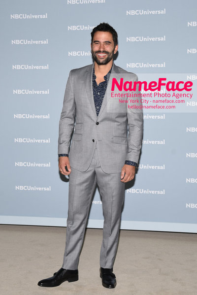 2018 NBCUniversal Upfront Ignacio Serricchio - NameFace Photo Agency New York City - hello@nameface.com - nameface.com - Photo by Daniela Kirsch