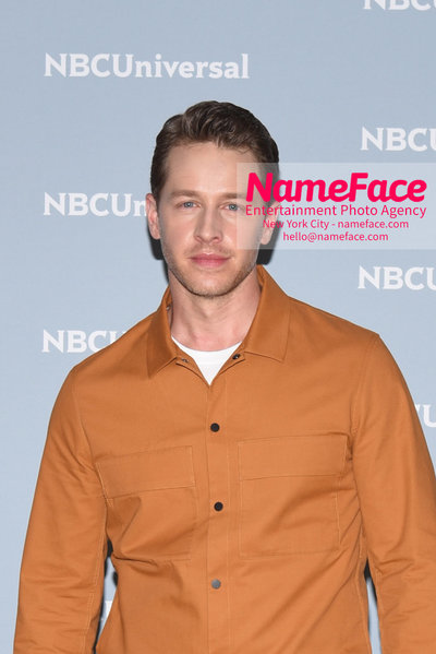 2018 NBCUniversal Upfront Josh Dallas - NameFace Photo Agency New York City - hello@nameface.com - nameface.com - Photo by Daniela Kirsch