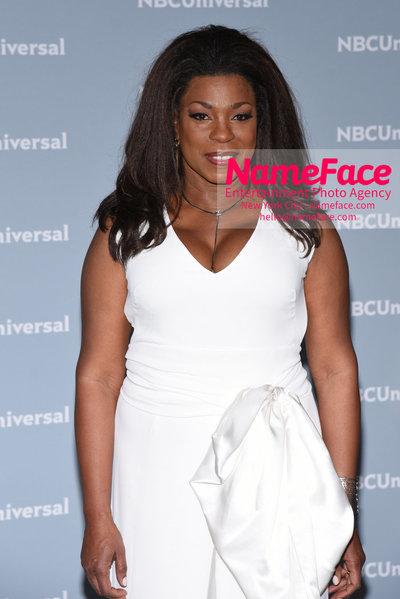 2018 NBCUniversal Upfront Lorraine Toussaint - NameFace Photo Agency New York City - hello@nameface.com - nameface.com - Photo by Daniela Kirsch