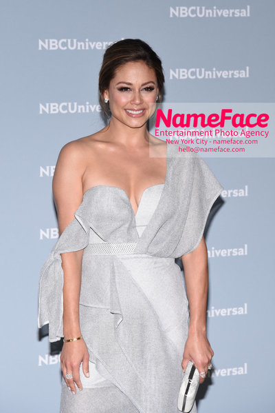 2018 NBCUniversal Upfront Vanessa Lachey - NameFace Photo Agency New York City - hello@nameface.com - nameface.com - Photo by Daniela Kirsch