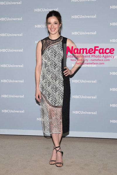 2018 NBCUniversal Upfront Melanie Doutey - NameFace Photo Agency New York City - hello@nameface.com - nameface.com - Photo by Daniela Kirsch