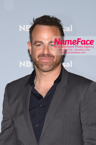 2018 NBCUniversal Upfront Paul Adelstein - NameFace Photo Agency New York City - hello@nameface.com - nameface.com - Photo by Daniela Kirsch