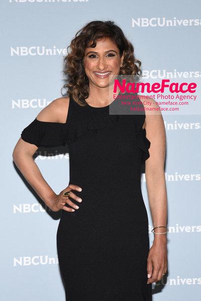 2018 NBCUniversal Upfront Sarayu Blue - NameFace Photo Agency New York City - hello@nameface.com - nameface.com - Photo by Daniela Kirsch
