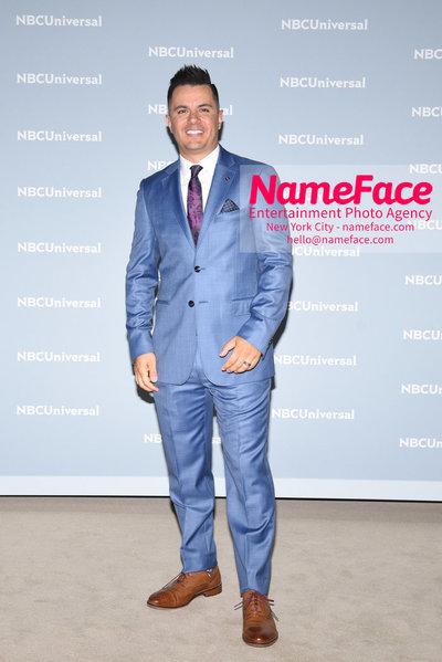 2018 NBCUniversal Upfront Karim Mendiburu - NameFace Photo Agency New York City - hello@nameface.com - nameface.com - Photo by Daniela Kirsch