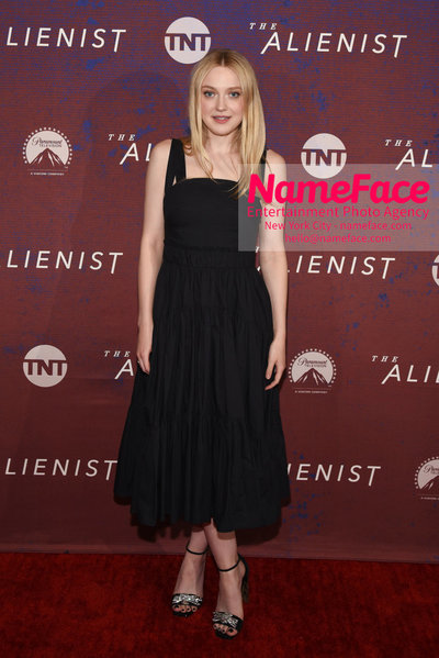 The Alienist FYC Event Dakota Fanning - NameFace Photo Agency New York City - hello@nameface.com - nameface.com - Photo by Daniela Kirsch