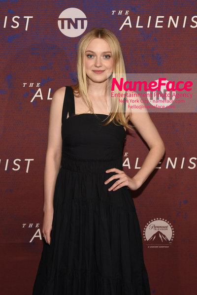 The Alienist FYC Event Dakota Fanning - NameFace Photo Agency New York City - hello@nameface.com - nameface.com - Photo by Daniela Kirsch