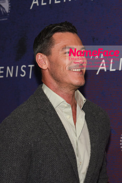 The Alienist FYC Event Luke Evans - NameFace Photo Agency New York City - hello@nameface.com - nameface.com - Photo by Daniela Kirsch