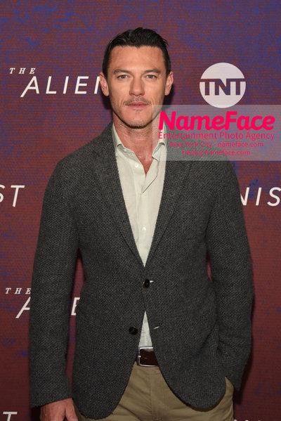 The Alienist FYC Event Luke Evans - NameFace Photo Agency New York City - hello@nameface.com - nameface.com - Photo by Daniela Kirsch