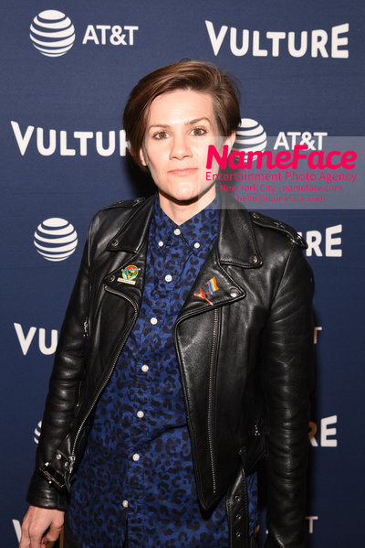 5th Annual Vulture Festival 2018 Cameron Esposito - NameFace Photo Agency New York City - hello@nameface.com - nameface.com - Photo by Daniela Kirsch