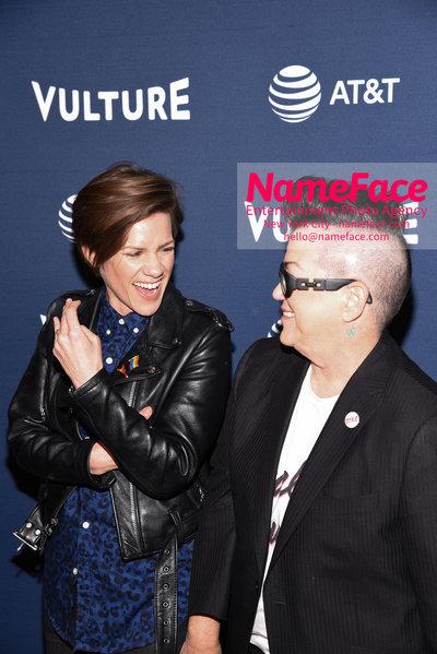 5th Annual Vulture Festival 2018 Cameron Esposito and Lea Delaria - NameFace Photo Agency New York City - hello@nameface.com - nameface.com - Photo by Daniela Kirsch