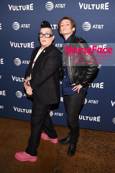 5th Annual Vulture Festival 2018 Lea Delaria and Cameron Esposito - NameFace Photo Agency New York City - hello@nameface.com - nameface.com - Photo by Daniela Kirsch