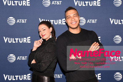 5th Annual Vulture Festival 2018 Tijana Ibrahimovic and Dale Moss - NameFace Photo Agency New York City - hello@nameface.com - nameface.com - Photo by Daniela Kirsch