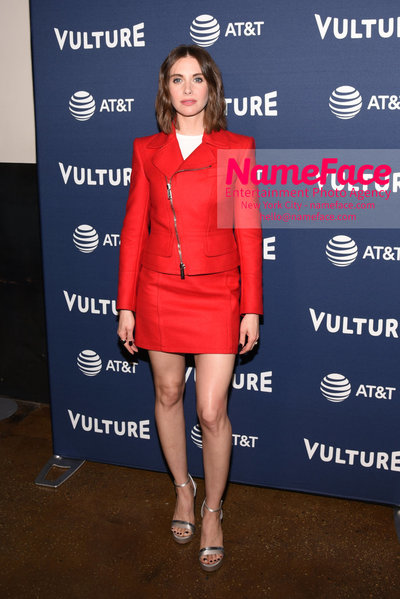 5th Annual Vulture Festival 2018 Alison Brie - NameFace Photo Agency New York City - hello@nameface.com - nameface.com - Photo by Daniela Kirsch