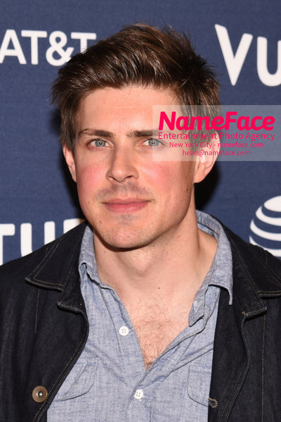5th Annual Vulture Festival 2018 Chris Lowell - NameFace Photo Agency New York City - hello@nameface.com - nameface.com - Photo by Daniela Kirsch