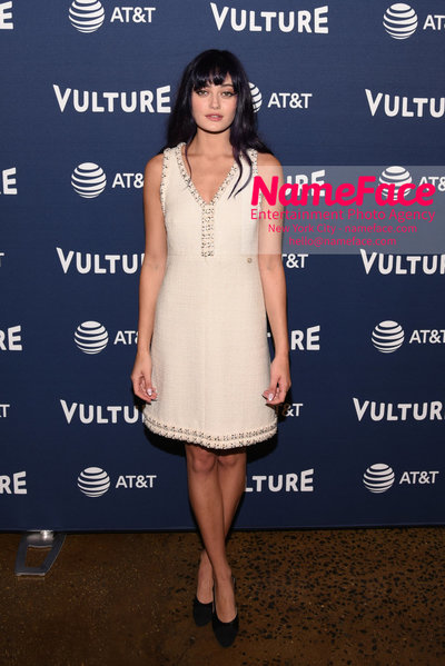 5th Annual Vulture Festival 2018 Ella Purnell - NameFace Photo Agency New York City - hello@nameface.com - nameface.com - Photo by Daniela Kirsch