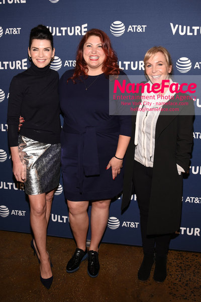 5th Annual Vulture Festival 2018 Julianna Margulies, Joy Nash and Guest - NameFace Photo Agency New York City - hello@nameface.com - nameface.com - Photo by Daniela Kirsch