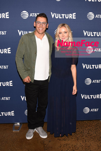 5th Annual Vulture Festival 2018 Stu Zicherman and Stephanie Danler - NameFace Photo Agency New York City - hello@nameface.com - nameface.com - Photo by Daniela Kirsch