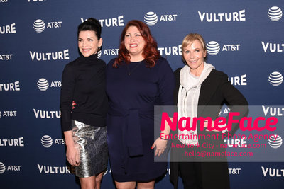 5th Annual Vulture Festival 2018 Sunya Margulies, Joy Nash and Guest - NameFace Photo Agency New York City - hello@nameface.com - nameface.com - Photo by Daniela Kirsch