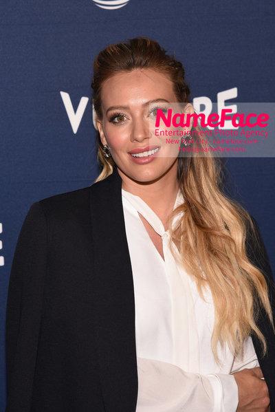 5th Annual Vulture Festival 2018 Hilary Duff - NameFace Photo Agency New York City - hello@nameface.com - nameface.com - Photo by Daniela Kirsch