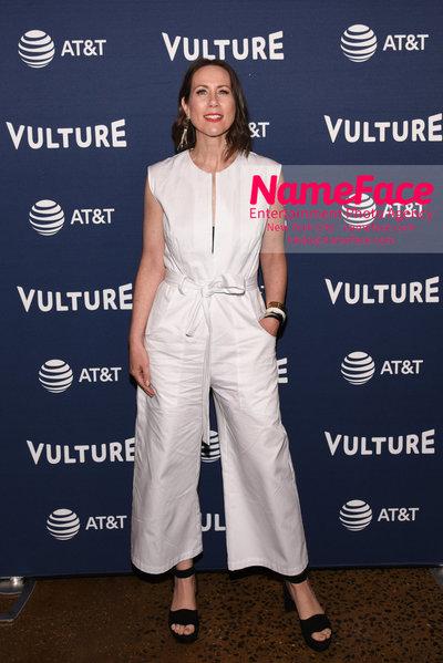 5th Annual Vulture Festival 2018 Miriam Shor - NameFace Photo Agency New York City - hello@nameface.com - nameface.com - Photo by Daniela Kirsch