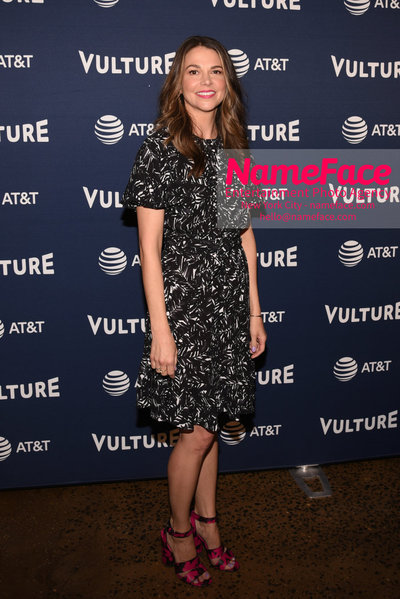 5th Annual Vulture Festival 2018 Sutton Foster - NameFace Photo Agency New York City - hello@nameface.com - nameface.com - Photo by Daniela Kirsch