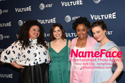5th Annual Vulture Festival 2018 Second Day Michelle Bueteau, Vanessa Bayer, Phoebe Robinson and Gillian Jacobs - NameFace Photo Agency New York City - hello@nameface.com - nameface.com - Photo by Daniela Kirsch