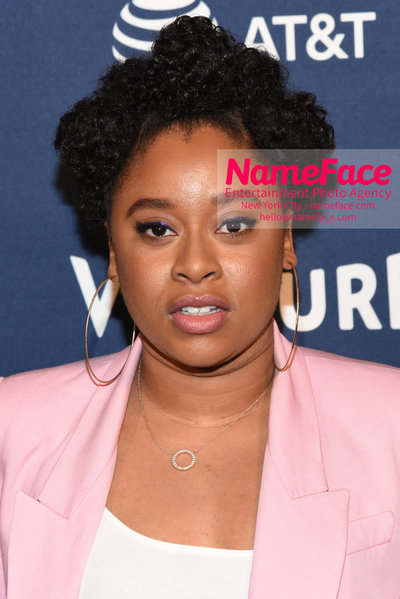 5th Annual Vulture Festival 2018 Second Day Phoebe Robinson - NameFace Photo Agency New York City - hello@nameface.com - nameface.com - Photo by Daniela Kirsch