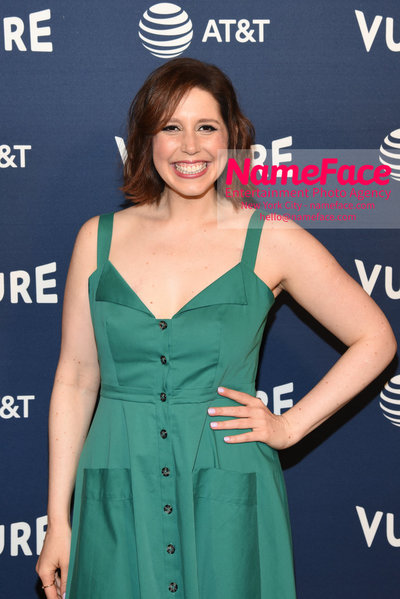 5th Annual Vulture Festival 2018 Second Day Vanessa Bayer - NameFace Photo Agency New York City - hello@nameface.com - nameface.com - Photo by Daniela Kirsch