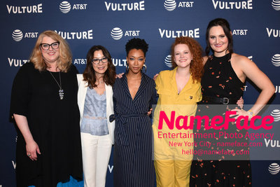 5th Annual Vulture Festival 2018 Second Day Guest, Michelle Yeoh, Sonequa Martin-Green, Mary Wiseman and Mary Chieffo - NameFace Photo Agency New York City - hello@nameface.com - nameface.com - Photo by Daniela Kirsch