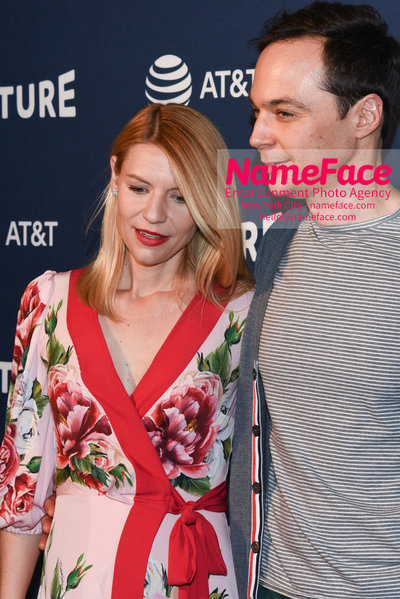 5th Annual Vulture Festival 2018 Second Day Claire Danes and Jim Parsons - NameFace Photo Agency New York City - hello@nameface.com - nameface.com - Photo by Daniela Kirsch