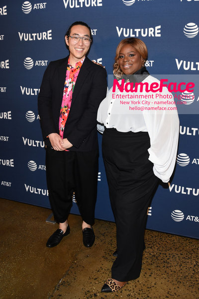 5th Annual Vulture Festival 2018 Second Day Alex Jung and Retta - NameFace Photo Agency New York City - hello@nameface.com - nameface.com - Photo by Daniela Kirsch