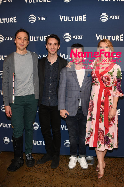 5th Annual Vulture Festival 2018 Second Day Jim Parsons, Daniel Pearle, Silas Howard and Claire Danes - NameFace Photo Agency New York City - hello@nameface.com - nameface.com - Photo by Daniela Kirsch