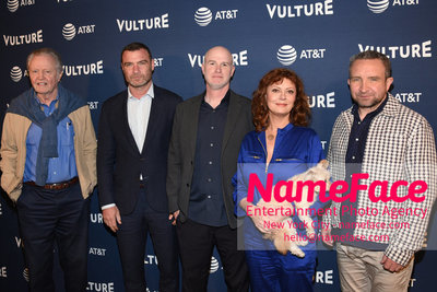 5th Annual Vulture Festival 2018 Second Day Jon Voight, Liev Schreiber, Guest, Susan Sarandon and Eddie Marsan - NameFace Photo Agency New York City - hello@nameface.com - nameface.com - Photo by Daniela Kirsch